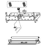 Printhead Holder Assy DPR78-2900-01