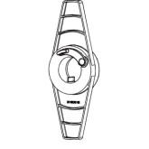 Assy, Rewinder Retainer DPO15-3161-01